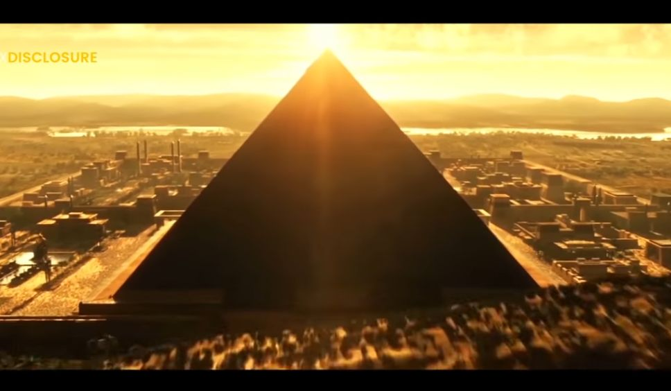 The Great Pyramid of Egypt It was built by Enoch according ... | 968 x 564 jpeg 52kB